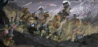 Slug army
