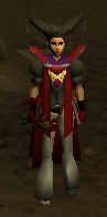 Cook Cape Outfit