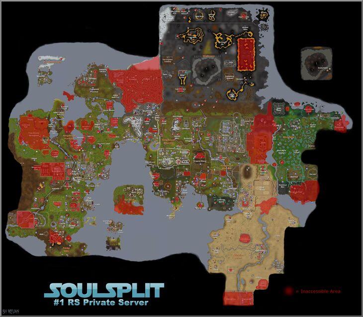 SoulSplitMap