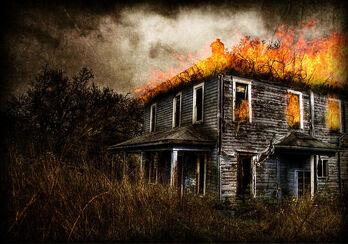Burning-house-ryan-shaffer