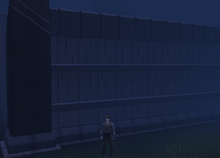 Port Phasmatys Wall