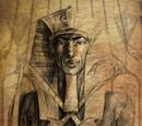 The Pharaoh Ramenhotep