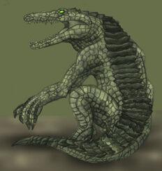 Mutant croc