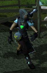 Raven Armour