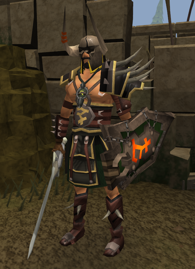 Runescape 3 Armor Slots Best Slots