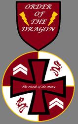 Dragon Knights medal