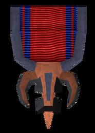 4Meritorious Service Medal