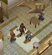 Repairing Bar's Floor