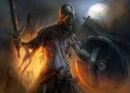 Undead soldier