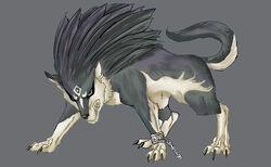 Aztarwyn wolf