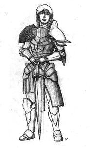 Hayley Palladium Armour