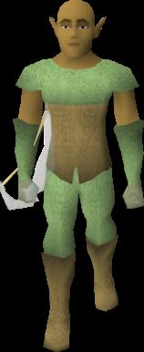 158px-Elf warrior (bow) 2
