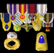 Loynn's Medal Rack