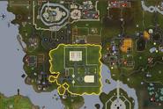 Vallancia over Map