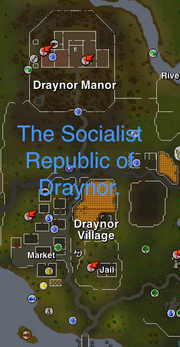 A display of the Socialist republic of Draynor.