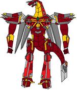Sentinel Dragonoid