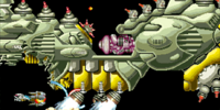 Gigantic Warship