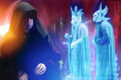 Sidious with his servants.jpg