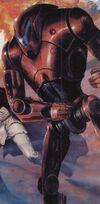 D-60 assault droid
