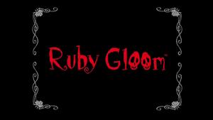 Ruby Gloom Title Card