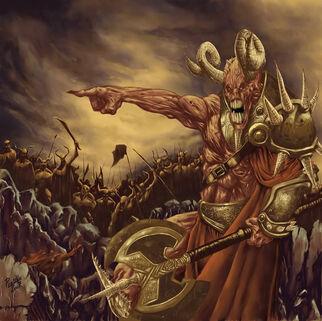 Demon-war