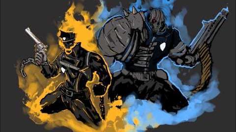 Die Hollen Polizei - Inferno Cop OST