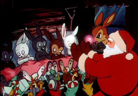 File:Rudolph with Santa.jpg