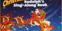 Christmas Town: Rudolph's Sing Along Book