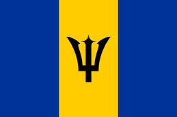 File:Flag of Barbados.png