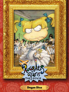 Angelica Rugrats in Paris poster