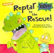 Reptar to the Rescue! Book