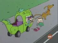 Rugrats - Officer Chuckie 198