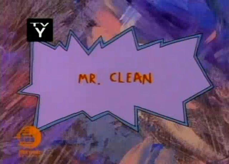 Rugrats In Paris Coco Mr. Clean | Rugrats Wi...