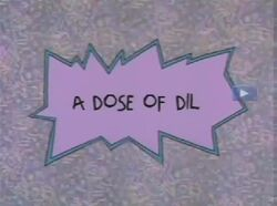 A Dose of Dil Title Card
