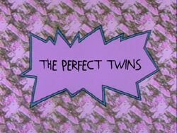 Rugrats - The Perfect Twins