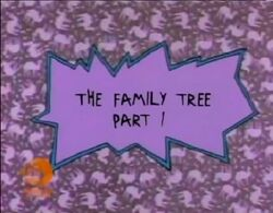 Rugrats - The Family Tree