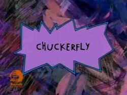 Chuckerly Title Card