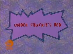 Rugrats - Under Chuckies Bed