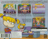 Rugrats totally angelic sequel back cover