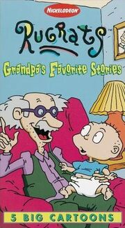 Grandpas Favorite Stories VHS
