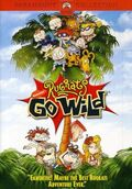 Rugrats Go Wild DVD