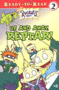 Up and Away Reptar Book