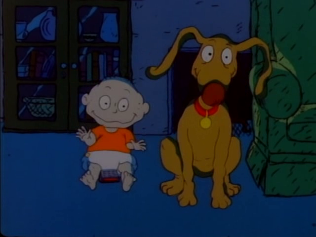 Image - Tommy Pickles and the Great White Thing - Tommy ...