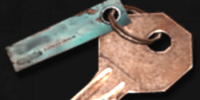 Secret Room Key