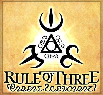 Rule of ThreeLogo