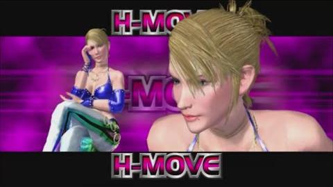 Rumble Roses XX - Miss Spencer H-Move (Teacher Lock)
