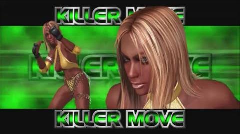 Rumble Roses XX - Sista A Killer Move (Mach Strike)