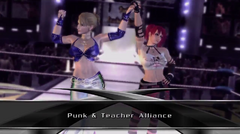 Punk and teacher alliance