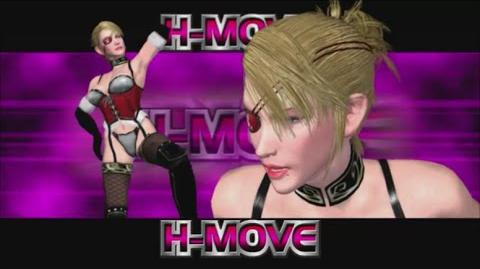 Rumble Roses XX - Mistress Spencer H-Move (Reverse Teacher Lock)