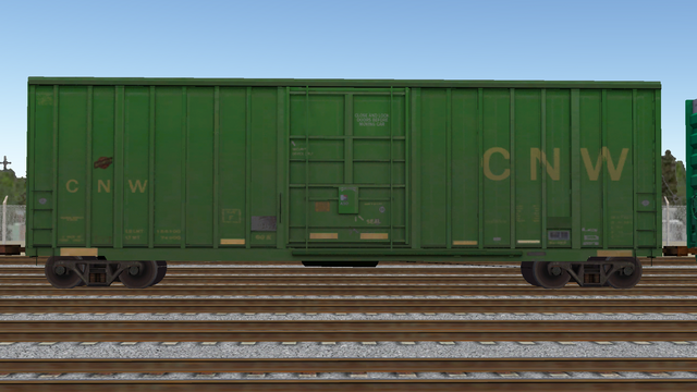 File:R8 Boxcar 50ft PlateF CNW01.png